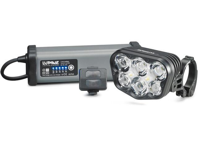 Lupine Alpha Frontlicht 31,8mm